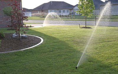 Lawn Irrigation System & Repair