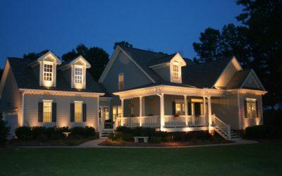Outdoor Lighting, Landscape Lighting, Lightscaping