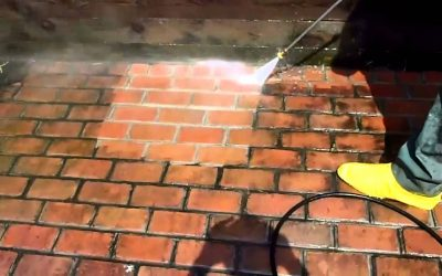 Power Washing, Pressure Washing