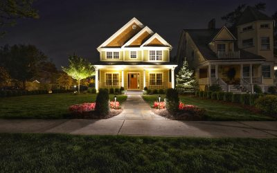 Outdoor Lighting, Landscape Lighting, Lightscaping